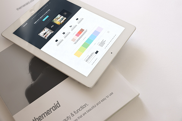 notepad magazine mockup psd 1 - services mega menu