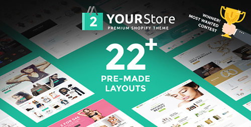 05 preview - Shopify Template