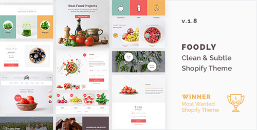 10 preview - Shopify Template