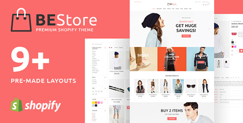 11 preview - Shopify Template