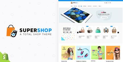 18 preview - Shopify Template