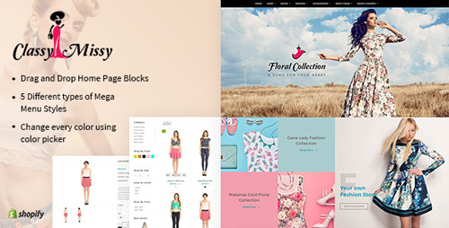 21 preview - Shopify Template