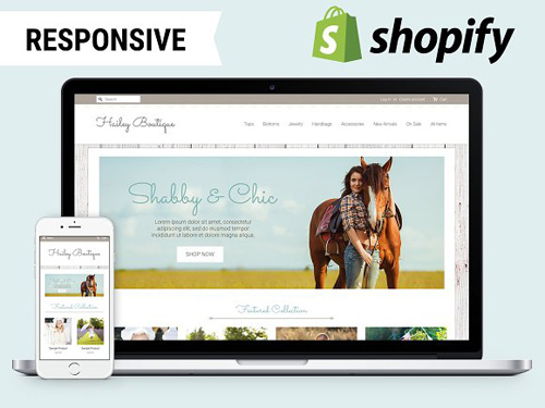 22 preview - Shopify Template