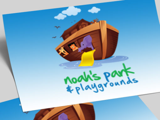 Noahs Play logo 510x382 - Logo Design