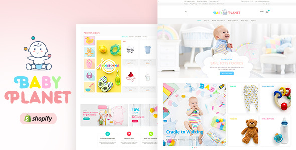 baby - Shopify Templates